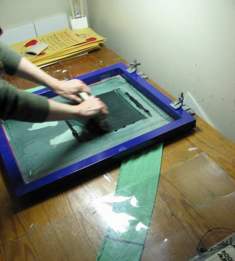 Photo screen printing for How to make a printed shirt